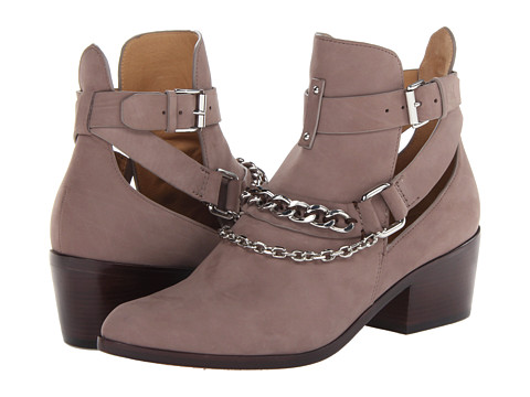 Belle by Sigerson Morrison - Demetra (Taupe Grey) Women's Pull-on Boots