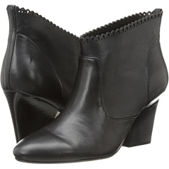 Belle by Sigerson Morrison Nicki (Leather Black) Footwear