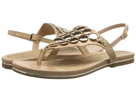 Bella-Vita - Skylar (Nude Patent) Women's Sandals