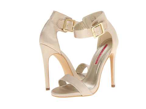 C Label - Olive-1B (Champagne) High Heels