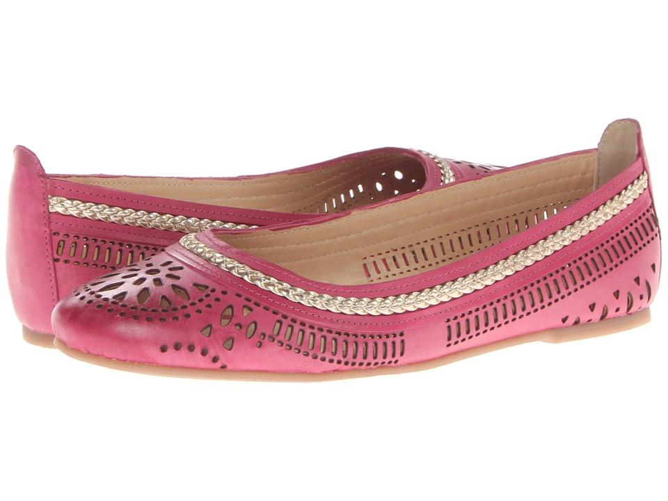 Bella-Vita - Taliah (Fuchsia) Women's Dress Flat Shoes