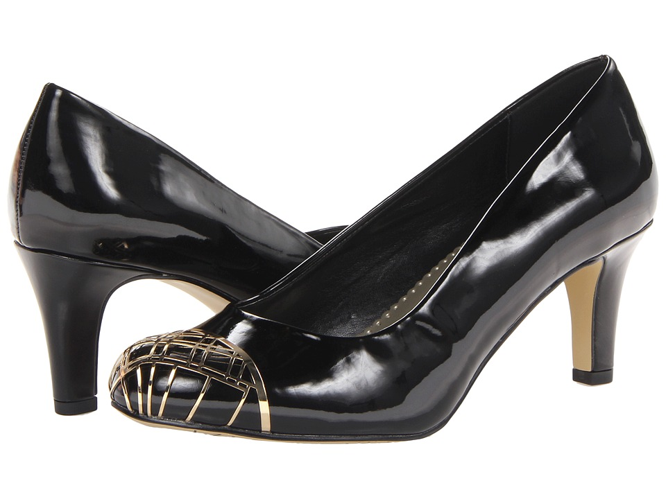 Bella-Vita - Paxton II (Black) High Heels