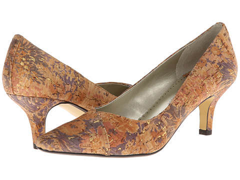 Bella-Vita - Wow (Floral Cork) High Heels