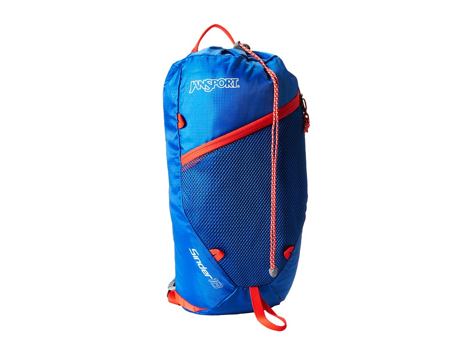 JanSport - Sinder 18 (Blue Streak) Backpack Bags