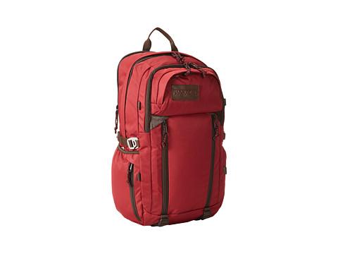 JanSport - Oxidation (Viking Red) Backpack Bags