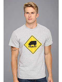 SALE! $14.99 - Save $13 on Trukfit Truk Stop Tee (Gunmetal Heather) Apparel - 46.46% OFF $28.00