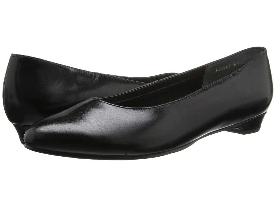 Rose Petals - Butter-2 (Black Kid) Women's Shoes