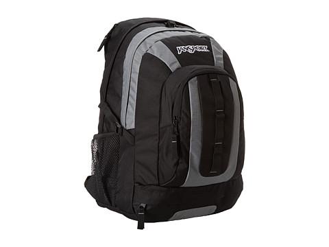 JanSport Coho (Black) Backpack Bags