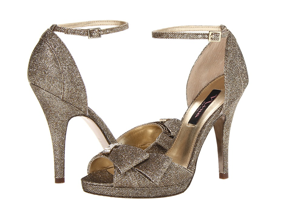 Nina - Earleen (Platino) High Heels