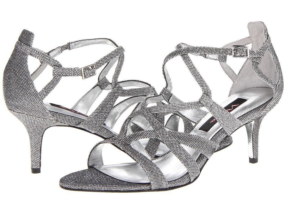 Nina - Claresa (Gunmetal) High Heels