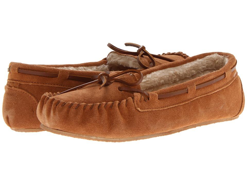 Lugz - Laurel (Tan/Beige/Taupe Suede) Women's Moccasin Shoes