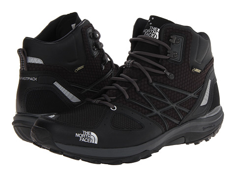 The North Face - Ultra Fastpack Mid GTX (TNF Black/Dark Shadow Grey) Men