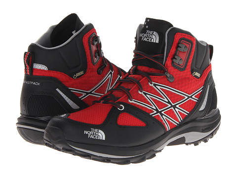 The North Face - Ultra Fastpack Mid GTX (TNF Red/TNF Black) Men