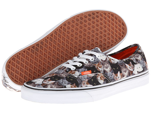91a6734389 UPC 887867325862 product image for Vans Authentic x ASPCA ((ASPCA) Cats)  Skate