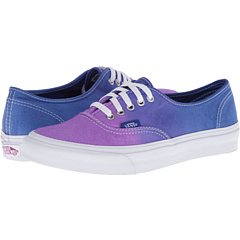 Authentic Slim ((Ombre) Hollyhock/Surf the Web) Skate Shoes