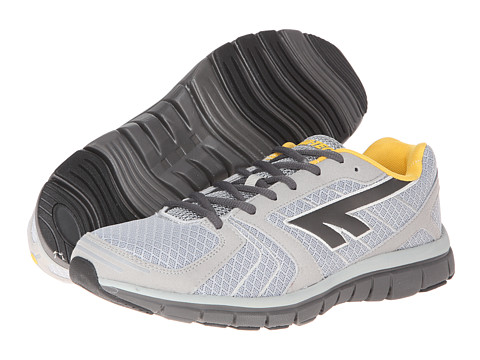 Hi-Tec - Haraka (Silver/Charcoal/Core Gold) Men
