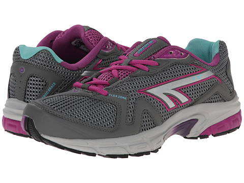 Hi-Tec - R156 (Grey/Purple/Blue) Women's Shoes