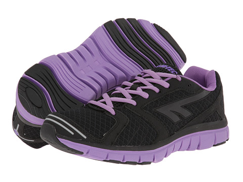 Hi-Tec - Haraka (Black/Purple) Women's Shoes