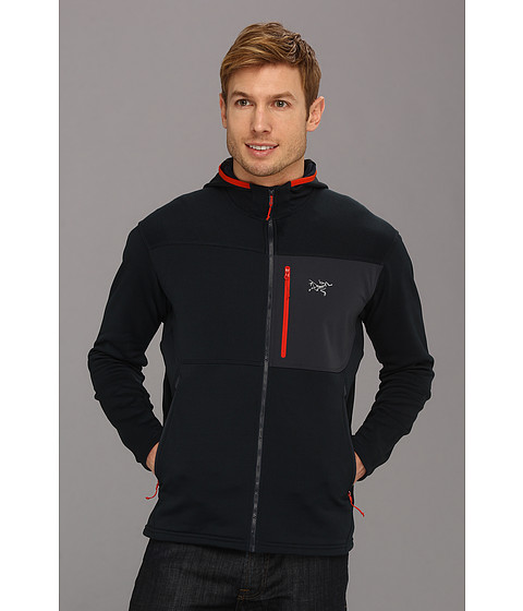 Arc'teryx - Fortrez Hoody (Nighthawk) Men's Sweatshirt