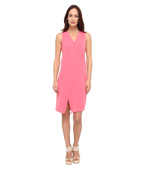 tibi - Chelsea Dress w/ Bra Elastic (Punch) Women's Dress