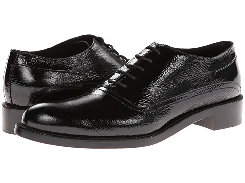 CoSTUME NATIONAL - Oxford (Black) Men's Lace up casual Shoes