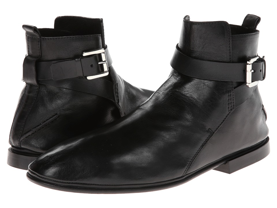 CoSTUME NATIONAL - Ankle Boot (Black) Men's Boots