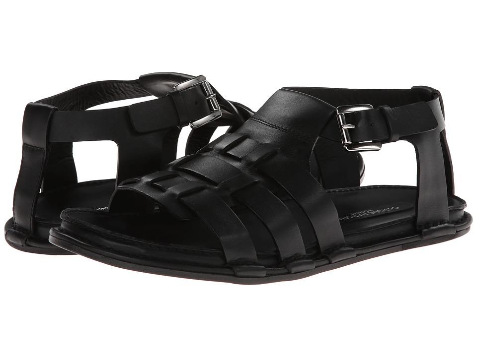 CoSTUME NATIONAL - Sandal (Black) Men's Sandals