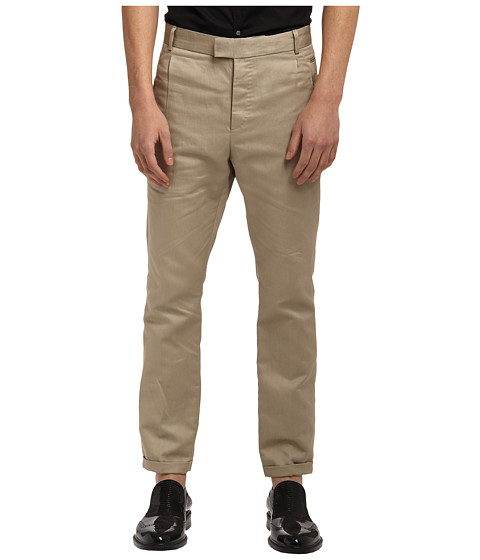 CoSTUME NATIONAL - 60's Pant (Desert) Men's Casual Pants