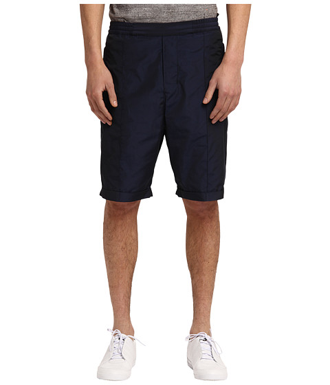 CoSTUME NATIONAL - Jogging Short (Navy) Men's Shorts