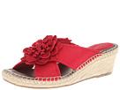 LifeStride - Bloom (Red 8D Canvas) - Footwear