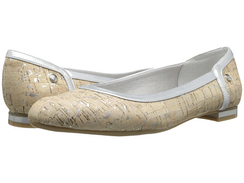 LifeStride - Corsage (Natural Cork/Bounty) Women's Slip-on Dress Shoes