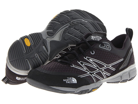 The North Face - Ultra Kilowatt (TNF Black/Dark Shadow Grey) Men's Shoes