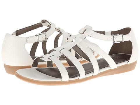 LifeStride - Flatiator (White Sunflower) Women's Sandals