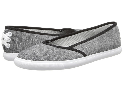 LifeStride - Invest Too (Black Tropez Fabric) Women's Slip on Shoes
