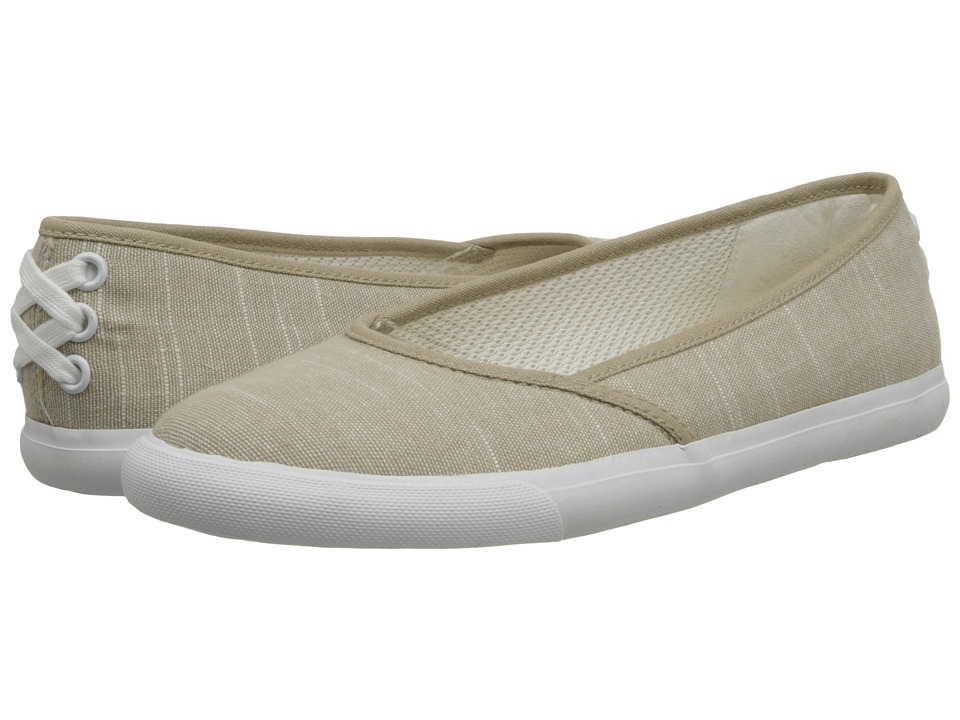 LifeStride - Invest Too (Tan Tropez Fabric) Women's Slip on Shoes