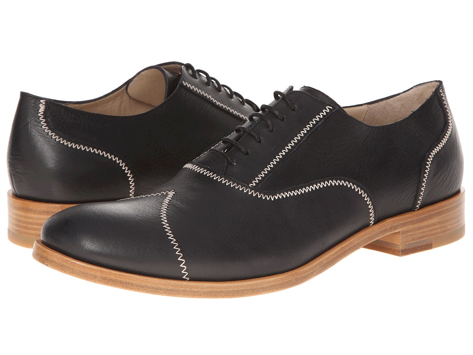 Vivienne Westwood - Wingtip Oxford (Black) Men's Shoes