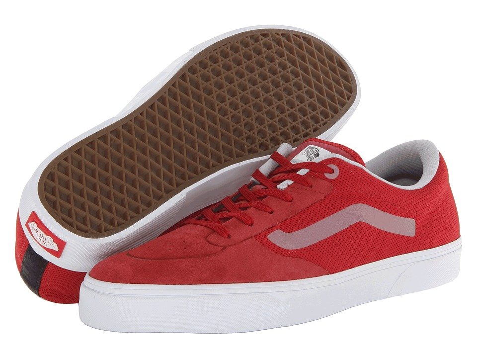 Vans  Rowley  Pro Lite Mens Skate Shoes (Red) on PopScreen 817b3ffb3