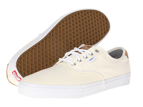 Vans - Chima Pro (Canvas/Cork/Duracap) Men's Skate Shoes