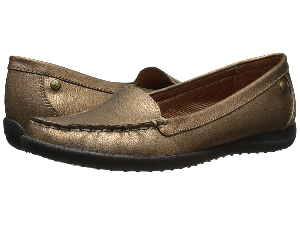 LifeStride - Softie (Bronze Relax) Women's Slip on Shoes