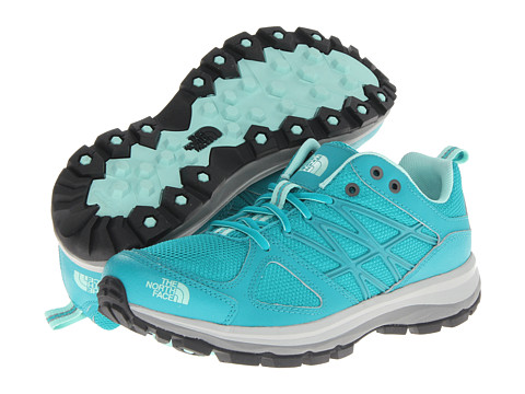 The North Face - Litewave (Jaiden Green/Lunar Ice Grey) Women