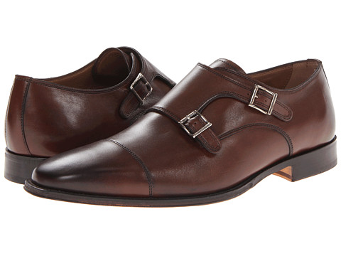 Florsheim - Classico Monk (Brown) Men's Shoes