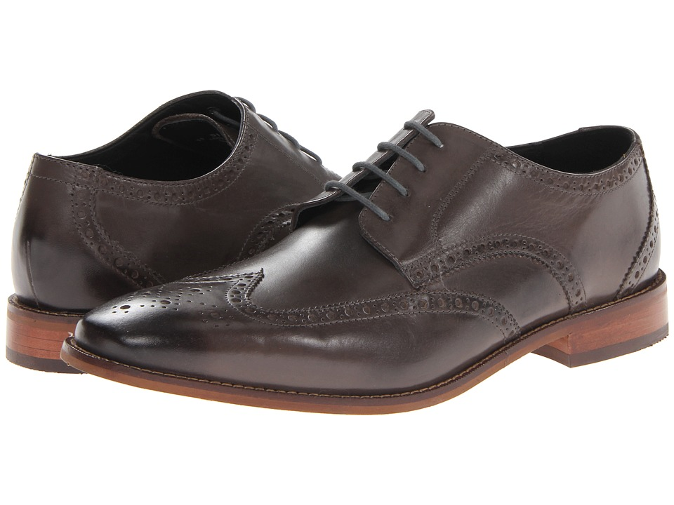 Florsheim - Castellano Wingtip Oxford (Gray) Men's Lace Up Wing Tip Shoes