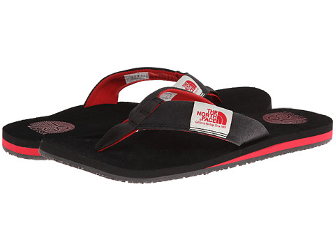 The North Face - Dipsea Sandal (TNF Black/TNF Red) Men