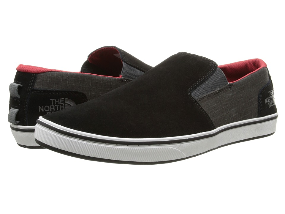 The North Face - Base Camp Lite Slip On (TNF Black/TNF Red) Men's Shoes