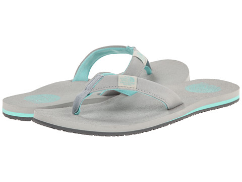 The North Face - Dipsea Sandal (High Rise Grey/Beach Glass Green) Women