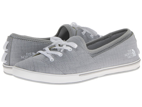 The North Face - Base Camp Lite Lace (High Rise Grey/TNF White) Women's Shoes