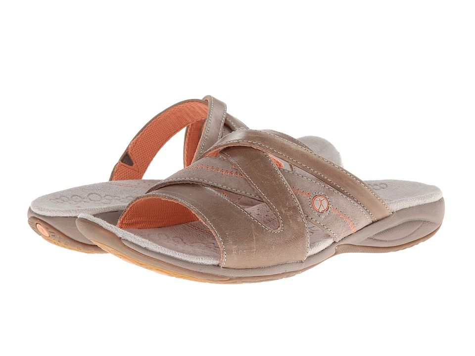 Hush Puppies - Zendal Slide X-Brand (Taupe) Women