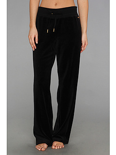 SALE! $24.99 - Save $45 on Calvin Klein Velour Pant (Black) Apparel - 64.04% OFF $69.50