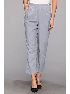 SALE! $47.99 - Save $97 on Fred Perry High Waisted Trousers (Blue Jay) Apparel - 66.90% OFF $145.00