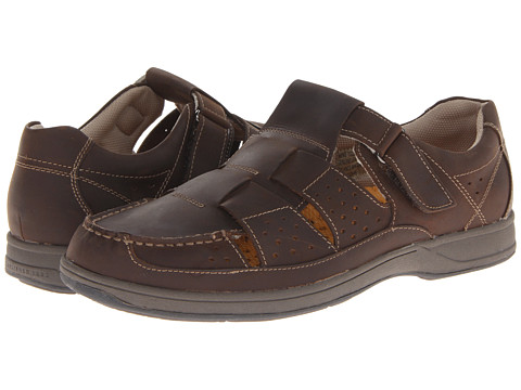 Florsheim - Cove Fisherman (Brown Crazy Horse) Men's Shoes